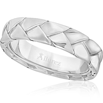mens wedding bands - Womens Wedding Ring