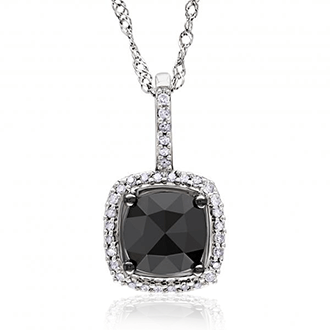 Colored Diamond Necklaces & Pendants