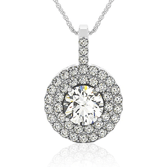 Diamond Necklaces &Pendants