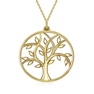 Gold Necklaces & Pendants