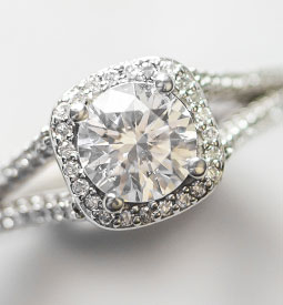 2019 Holiday Gifts Guide - Moissanite