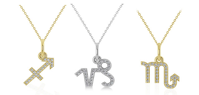 2019 Holiday Gifts Guide - Zodiac Jewelry