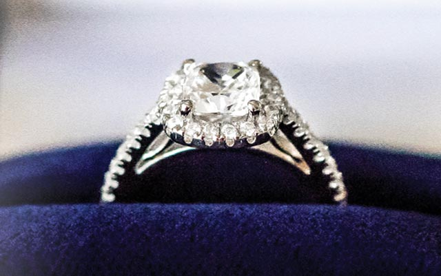 2020 Holiday Gifts Guide - Engagement Rings