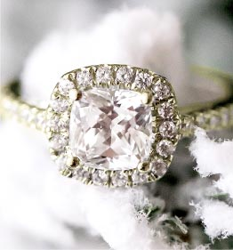2020 Holiday Gifts Guide - Moissanite