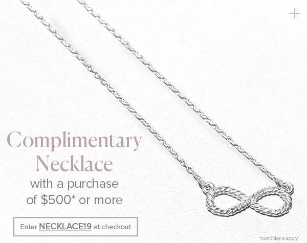 Complimentary Necklace