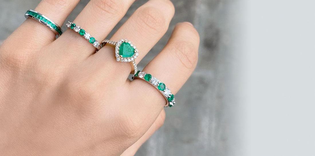 Emerald May's Birthstone