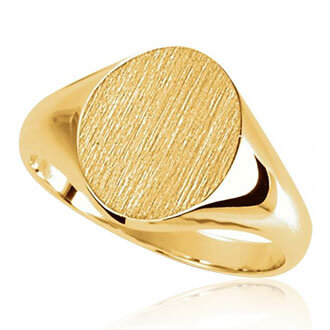 Mens Signet Rings