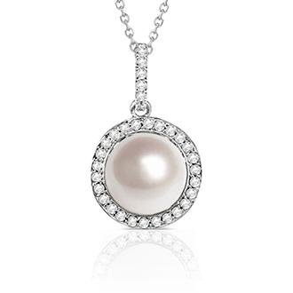Pearl Necklaces & Pendants