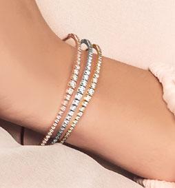 Valentine's Gift Guide - Diamond Bracelets