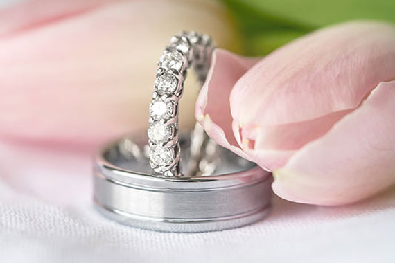 Valentine's Gift Guide - Wedding Bands