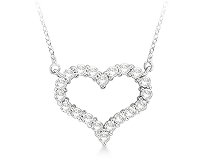 Heart Shape Jewelry