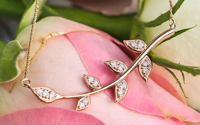Flower Inspired Jewelry