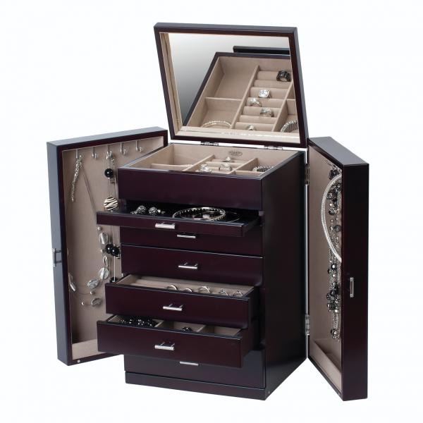 Upright Jewelry Box For Men 94