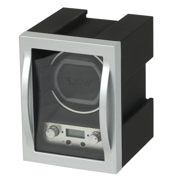 WOLF Module Men's Watch Winder w/ Customizable Winding Programs