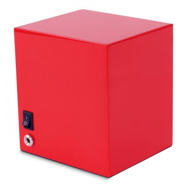 WOLF Cub Single Automatic Watch Winder Glossy Lacquered Finish Multiple Colors