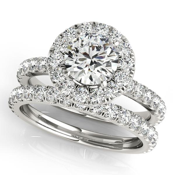 Bright Diamond Bridal Set 2.38 Ct Princess Diamond Black Silver Ring Handmade !! Diamond