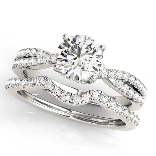 platinum wedding ring sets engagement ring amp band bridal set platinum 1 6635