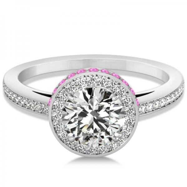 pink san double faulhaber diamonds engagement products with natural diego rings f halo ring