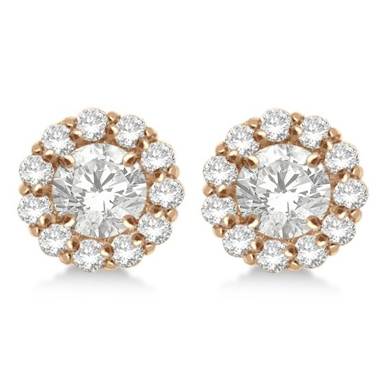 Diamond Earring Jackets For  Carat Studs