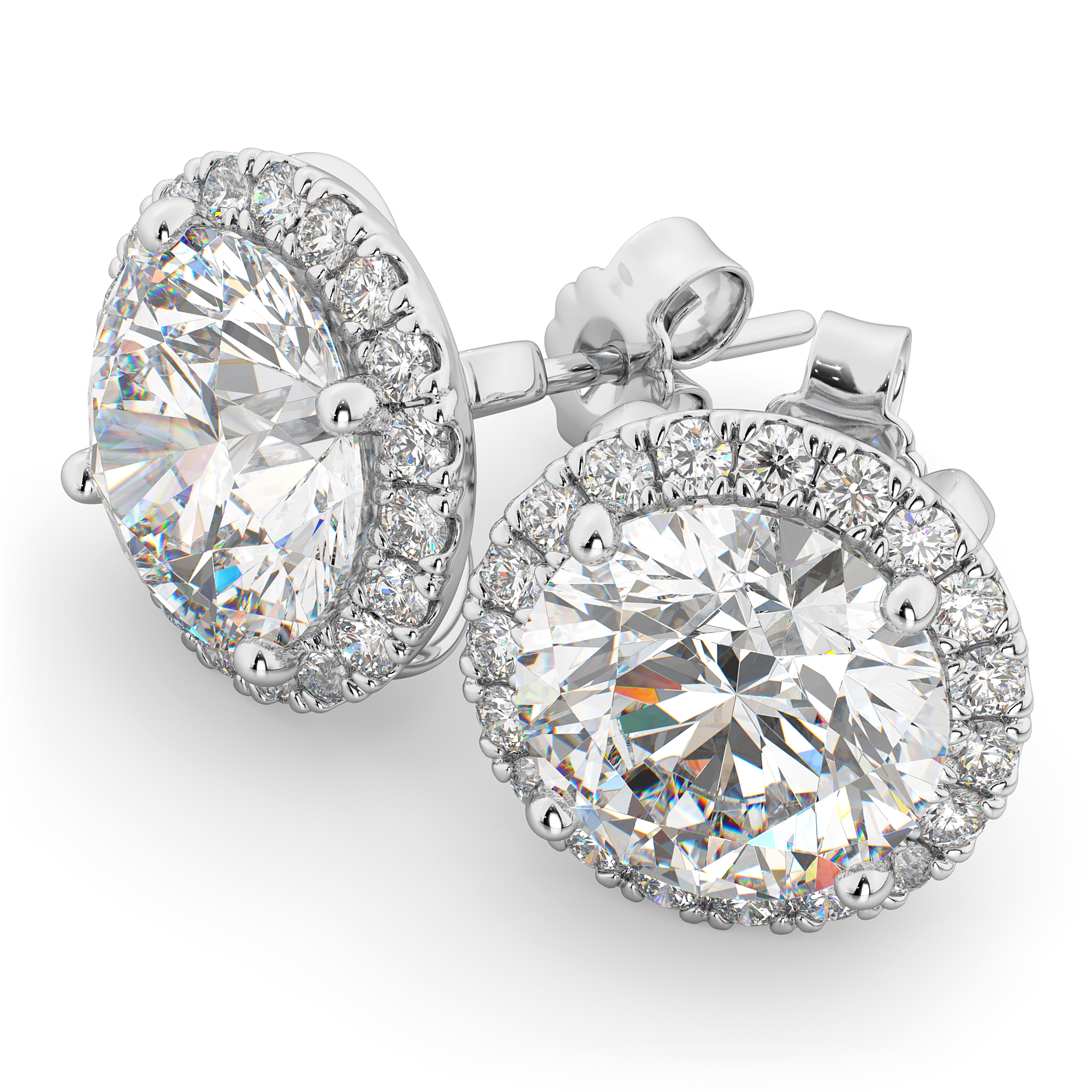 concept pictures scarlett wedding lovely engagement diamonds ideas princess of ring fresh moissanite oval earrings bride