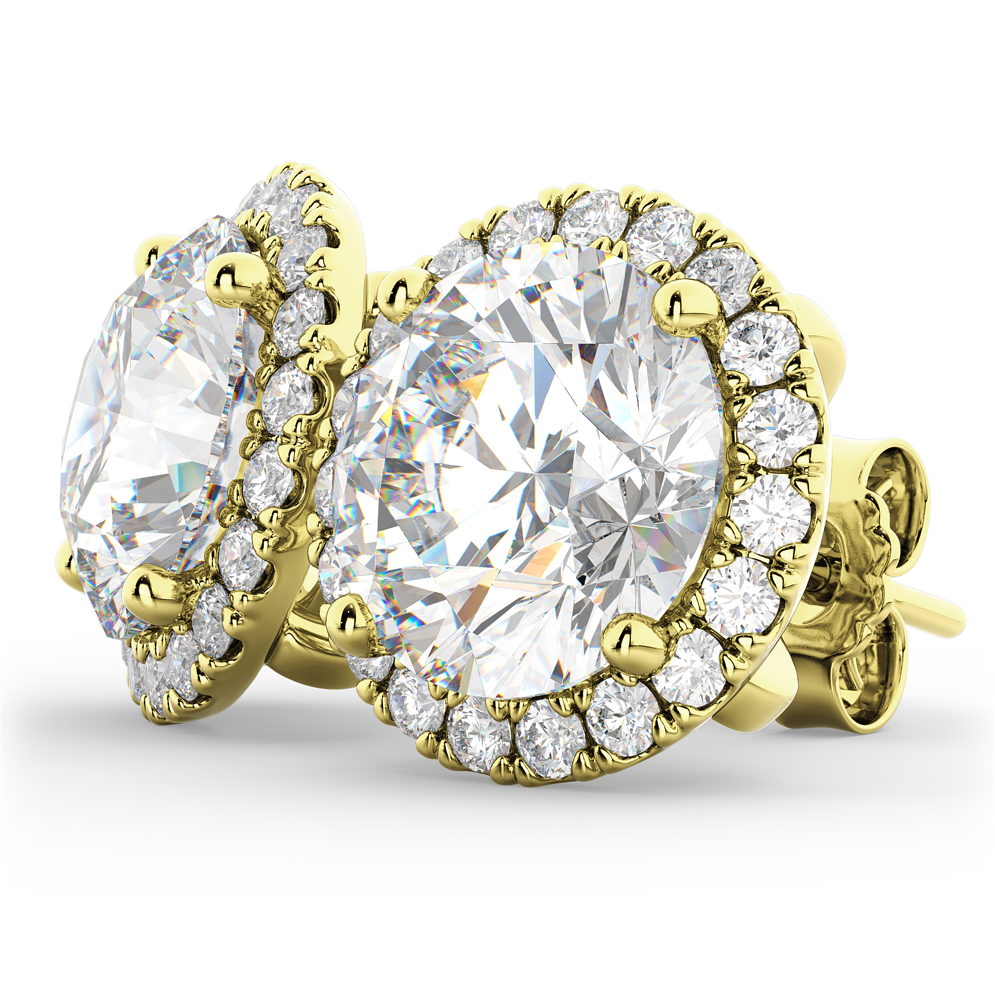 product id catalog stud moissanite round s w charles martini colvard gold earrings one category dwt view