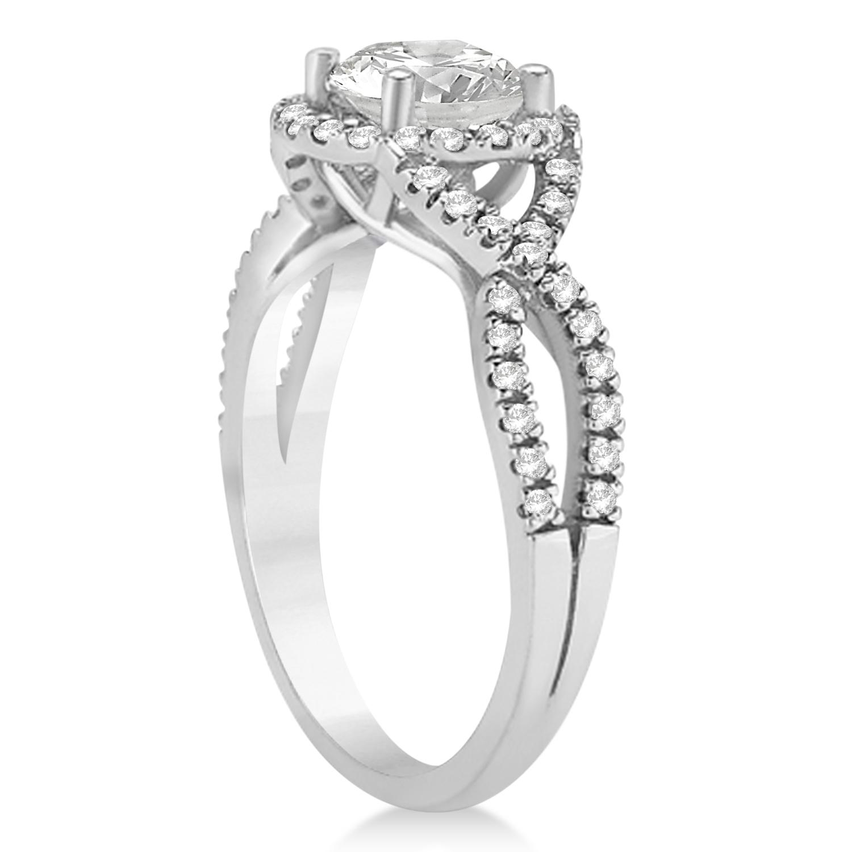 band engagement white wedding diamond pics gold infinity halo ashworthmairsgroup of ring twist fresh tdw