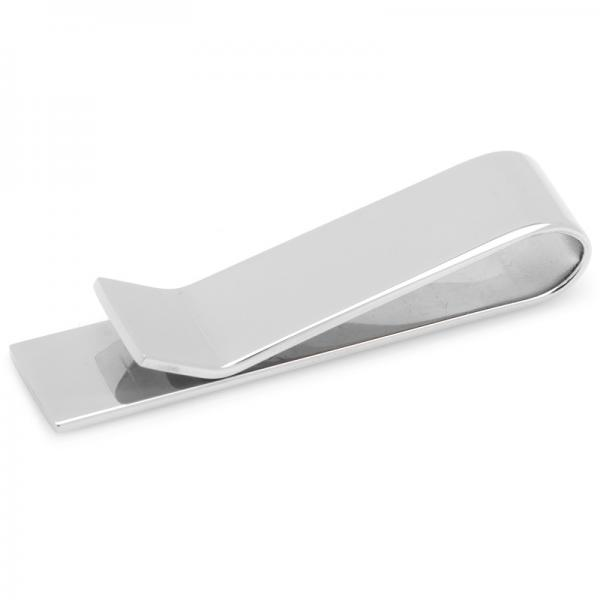 Classic Style Engravable Tie Bar for Men in Stainless Steel