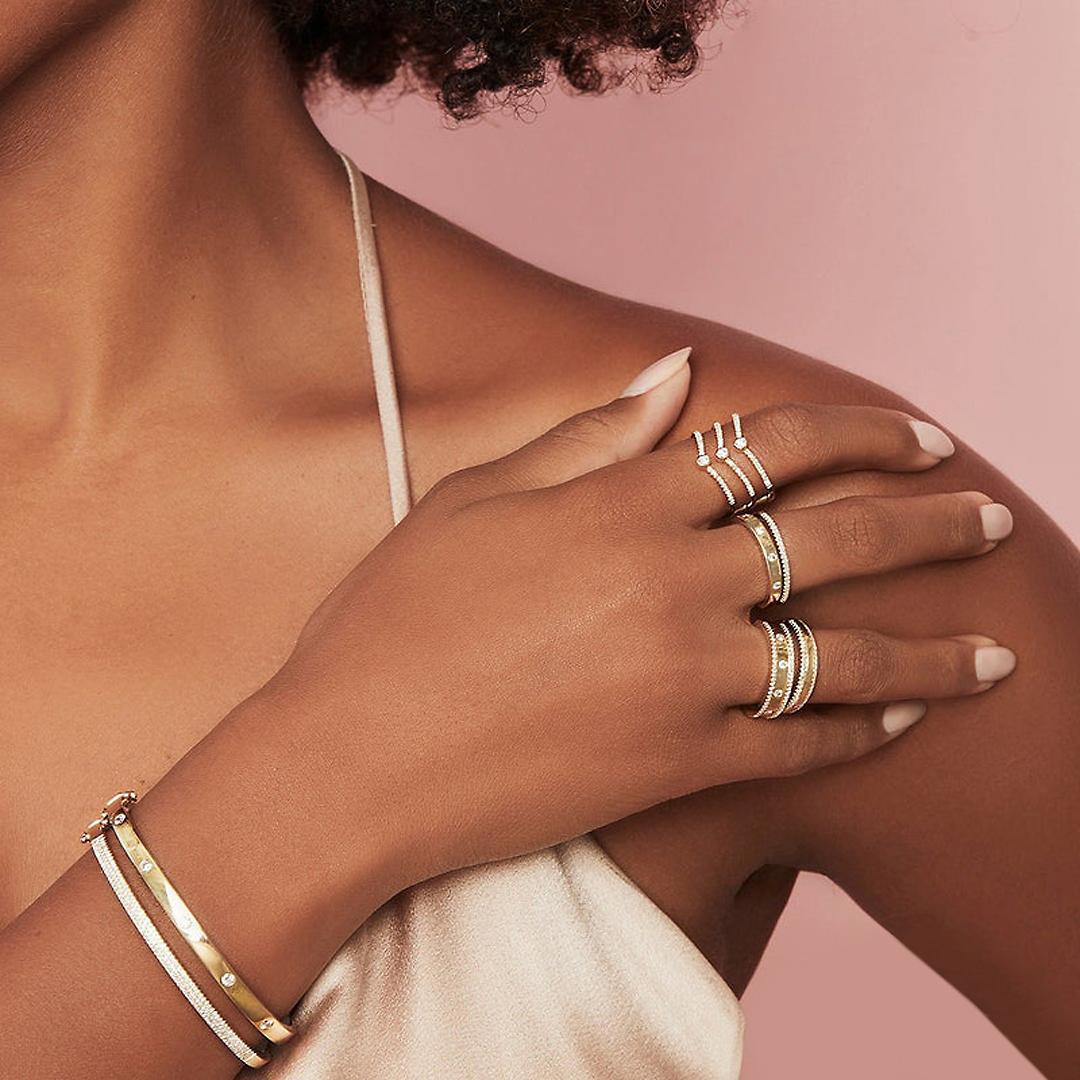 0.30ct 14k Yellow Gold Diamond Lady's Ring