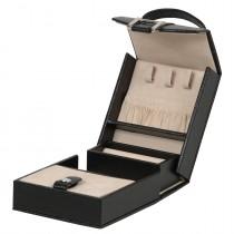 WOLF Heritage Mini Foldout Jewelry Box