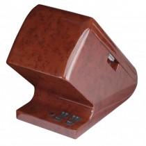 Burlwood Slider Dual Watch Winder and Watch Storage