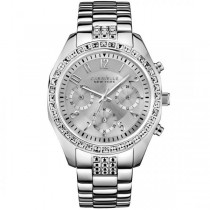 Caravelle Women's Stainless Steel Chronograph Watch