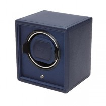 Wolf Designs Cub Single Watch Winder in Blue