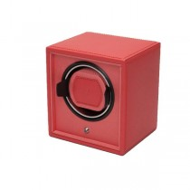 Wolf Designs Cub Single Watch Winder in Orange