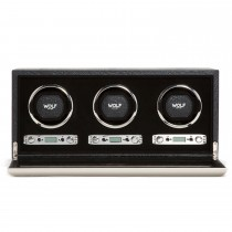 WOLF Exotic Triple Watch Winder
