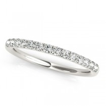 Diamond Wedding Ring Band Platinum (0.23ct)