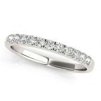 Floral Halo Round Diamond Bridal Set Platinum (2.12ct)