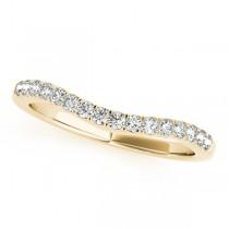 Diamond Frame Flower Ring & Band Bridal Set in 14k Yellow Gold (2.30ct)