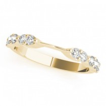 Diamond & Blue Sapphire Square Halo Bridal Set 14k Yellow Gold (2.14ct)