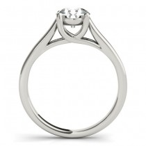 Diamond Solitaire Engagement Ring Palladium (1.00ct)
