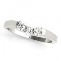 Diamond Solitaire Bridal Set 18k White Gold (1.24ct)
