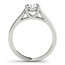 Diamond Solitaire Bridal Set Platinum (1.24ct)