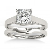 Solitaire Bridal Set Platinum