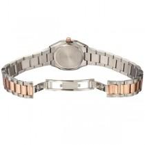 Bulova Women's Diamond Watch Mother of Pearl Stainless Steel Bracelet