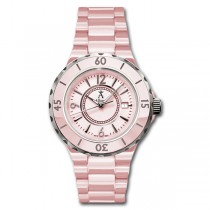 Allurez Women's High-Tech Ceramic Fashion Watch Swiss Made