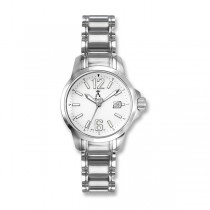 Allurez Unisex Stainless Steel Luminous Diver Watch Luxury Swiss Made