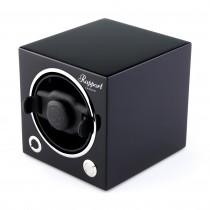 Rapport London Evocube Electric Single Watch Winder Midnight Black