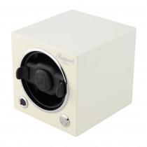 Rapport London Evocube Electric Single Watch Winder Polar White