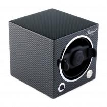 Rapport London Evocube Electric Single Watch Winder Carbon Fiber