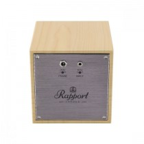 Rapport London Evocube Electric Single Watch Winder Maple Wood