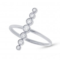 0.26ct 14k White Gold Diamond Lady's Ring